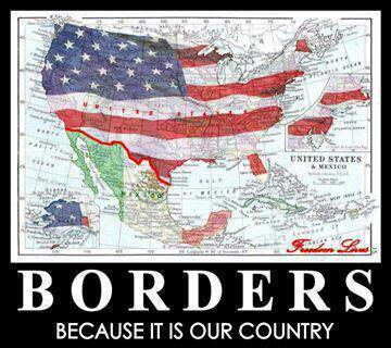 immigration borders its our country