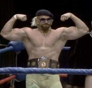 Jesse THE BODY Ventura WWF