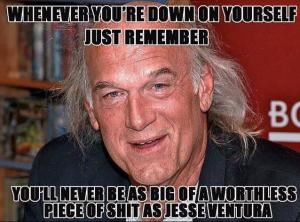 Ron Hamletts photo of Jesse Ventura
