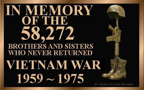In Memory of Vietnam Vets